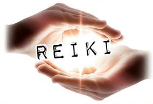 Picture of Reiki hands